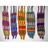 friendship bracelet cotton fino extra wide