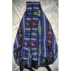backpack zip apart shoulder straps