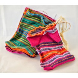Worry Doll - empty drawstring bags