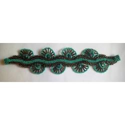 Bracelet Wave Circle