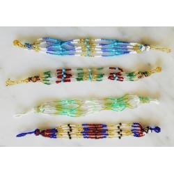 Bracelet bead 6 strand
