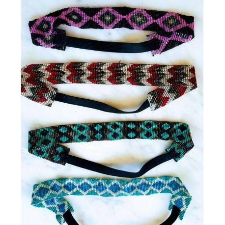 Hairband bead 16 row