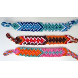 friendship bracelet Arrow styles
