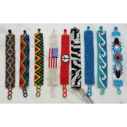 Bracelet bead 16 row