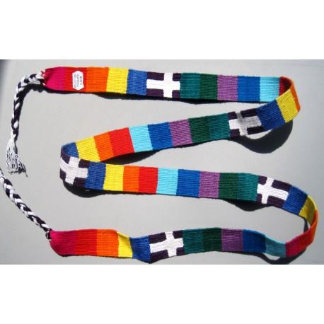 Belt cotton tie toto