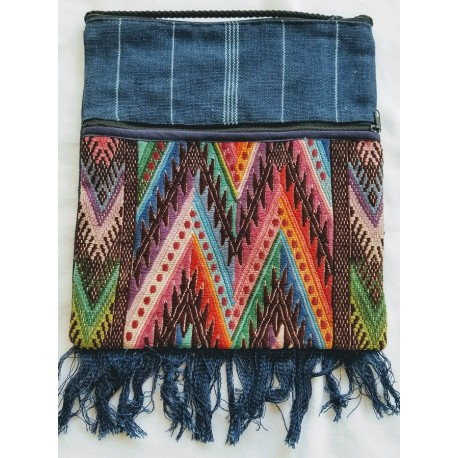 Huipile Fringe Purse 3 sizes