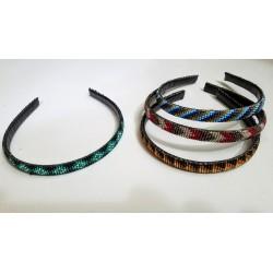 Hairband bead flex