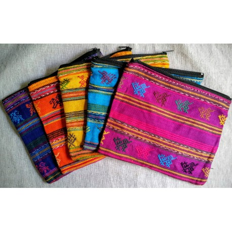 Comalapa cosmetic purse large