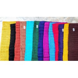 Scarf / headwrap solid colors