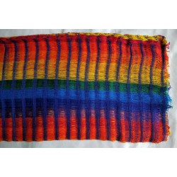 Scarf / headwrap rainbow