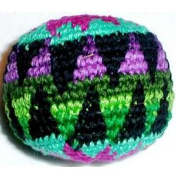 footbag multicolorhard