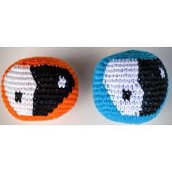 footbag yin yang