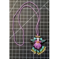 Necklace bead angel