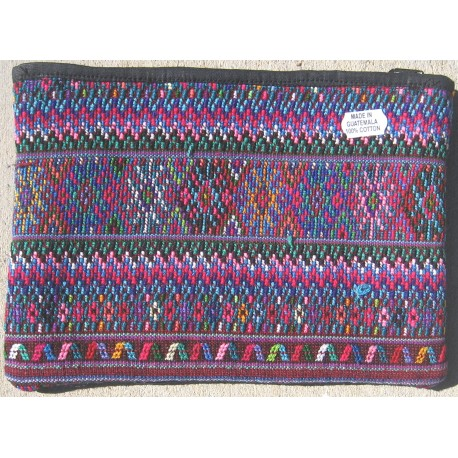 Cosmetic case traditional huipile
