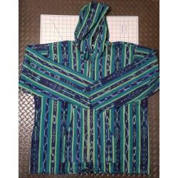 Hoodie jaspe pullover long sleeve