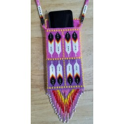 bead purse native american style passport