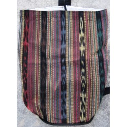 Backpack drawstring large multicolor