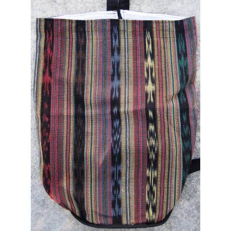 Backpack drawstring large multicolor