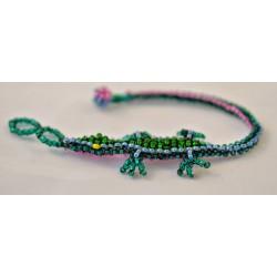 Bracelet lizard / gecko