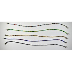 Anklet bead single strand