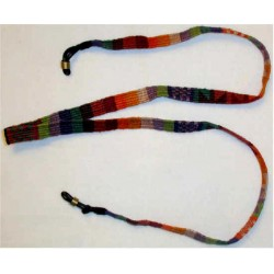 eyeglass cord cotton Santiago