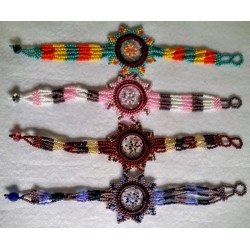 Bracelet bead dreamcatcher