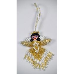 Ornament bead angel