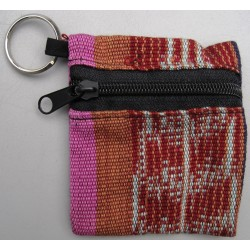 Keychain cotton square