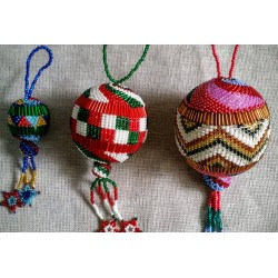 Ornament bead ball