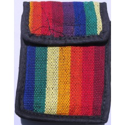 Cigarette case multicolor