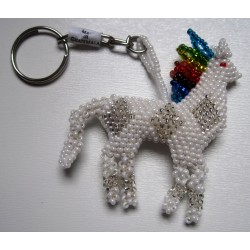 Keychain bead Dream Pony
