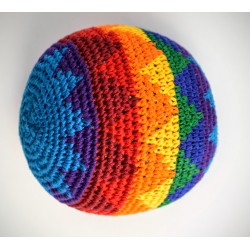 footbag rainbow