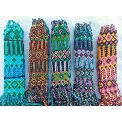 friendship bracelet rayon extra wide
